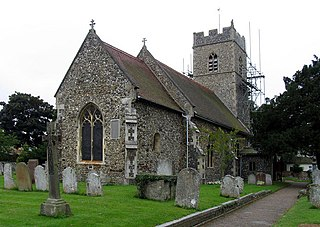 Cringleford parish and village in Norfolk, England