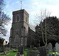 St Saviours' Church, Coalpit Heath, Gloucestershire (4464245927).jpg
