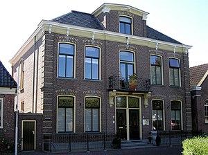 Stavoren - Former city hall of Stavoren