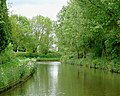 Staffordshire and Worcestershire Canal east of Coven, Staffordshire - geograph.org.uk - 1361342.jpg