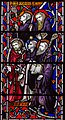 Stained glass window, Christ church, St Leonards, East Sussex (16053827929).jpg