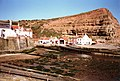 Staithes Harbour and Cowbar Nab - geograph.org.uk - 587593.jpg