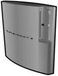 Standing Silver Playstation 3 icon.png