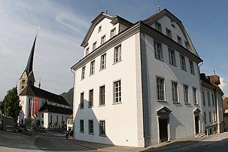 Stans - Image: Stans rathaus 3 thm