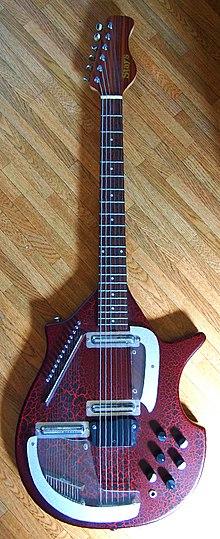 Electric sitar - Wikipedia