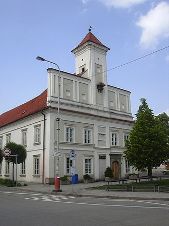 Rousínov - Old Town Hall