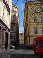 Staré Město, Anenská, z Novotného lávky (01).jpg