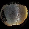 Starry Horizon from Kitt Peak.jpg