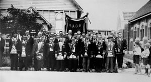 Royal Antediluvian Order of Buffaloes - Ingham, Queensland, 1935