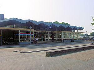 Emmen railway station - Image: Station emmen