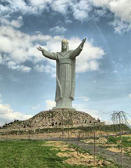 Statua chrystus król