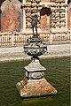 Statue Mercure gardens Alcazar Seville Spain.jpg