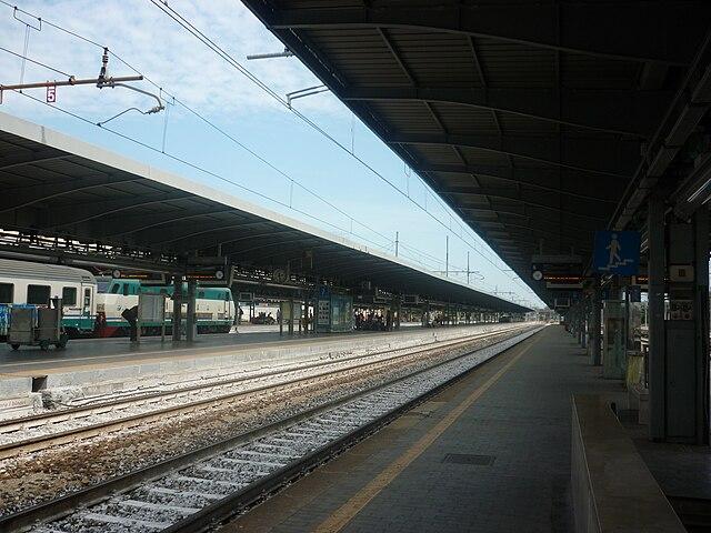 Bahnhof Venezia Mestre