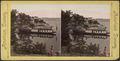 Steamer and Cottage, Summer Land, Thousand Islands, from Robert N. Dennis collection of stereoscopic views.png