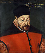 Stephanus Báthory: imago
