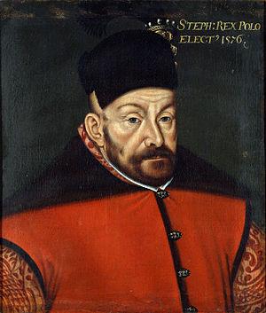 Polish–Lithuanian royal election, 1576 - Stefan Batory