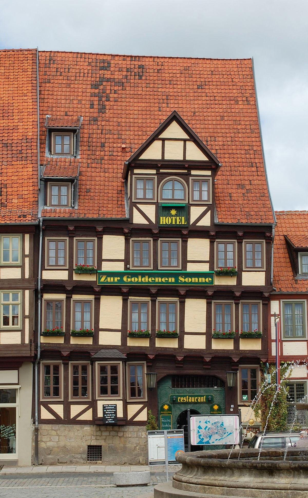 Hotel Zur Sonne Bad Gogging Neustadt