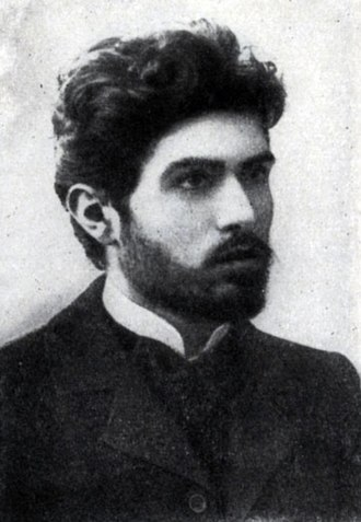 Stepan Shaumian - Shahumian in his Youth