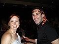 Stephanie Carey and Jason Mayo (4877114178).jpg