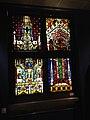 Stephansdom stained-glass window (mediaval) - Wien Museum Karlsplatz - 1 (photo by Andrew Nash).jpg