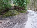 Steps below Galebrook - geograph.org.uk - 1770640.jpg