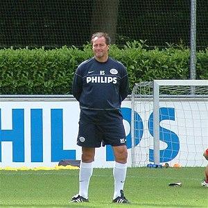 Huub Stevens - Stevens at PSV