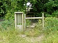Stile Near Woodmansterne - geograph.org.uk - 1386297.jpg