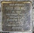 Stolperstein Aachener Str 27 (Wilmd) Hans Pollack.jpg