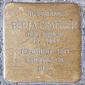 Stolperstein Berta Drattler by 2eight 3SC1507.jpg