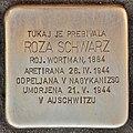 Stolperstein für Roza Schwarz (Lendava).jpg