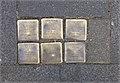 Stolpersteine Köln, Verlegestelle Dasselstraße 37.jpg