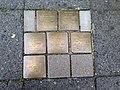 Stolpersteine Kleve Kavarinerstraße 42.jpg