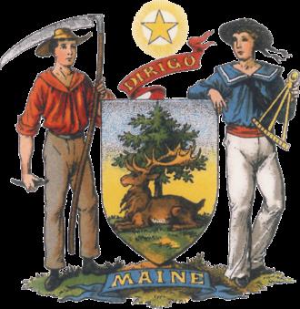Seal of Maine - Image: Ströhl HA LI Fig. 17