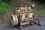 Stralsund, Nautineum, Motor (2013-07-30), by Klugschnacker in Wikipedia.JPG