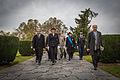 Strasbourg nécropole nationale de Cronenbourg cérémonie 1er novembre 2013 29.jpg
