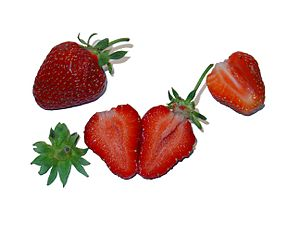 Strawberries and NRF2