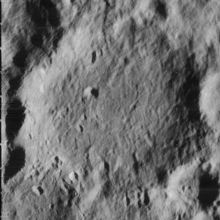 Street (crater) lunar impact crater
