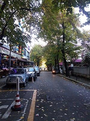 Streets of Tirana 2016