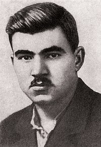 Student of Leningrad University Mehdi Huseynzade.jpg