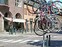 Student prank with bicycles.jpg