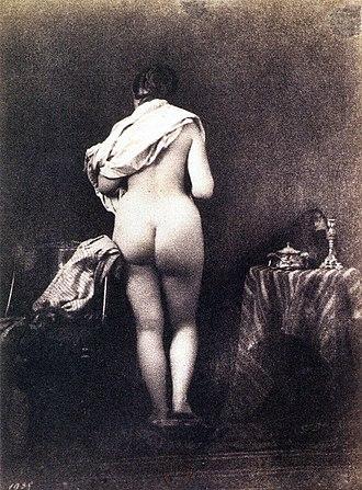 Julien Vallou de Villeneuve - Image: Study naked no 1935 Villeneuve 163