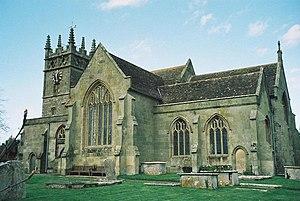 St Mary's Church, Sturminster Newton - Image: Sturminster Newton, parish church of St. Mary geograph.org.uk 525907