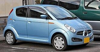 Subaru R2 - Image: Subaru R2 203