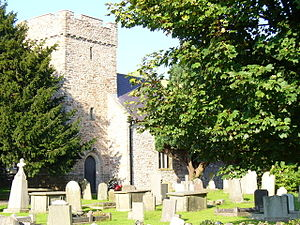 Sully, Vale of Glamorgan - Sully Church