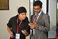 Sumantro Mukherjee and Atanu Saha - Kolkata 2015-01-09 2763.JPG
