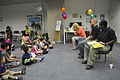 Summer Reading Program invites Area II to 'Paws to Read' 140614-A-MV987-002.jpg