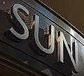 Sun in Cape Sun Hotel front sign, Cape Town.jpg