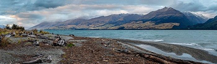 foto de Lac Wanaka Wikipédia