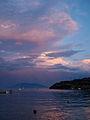Sunset in Epidaurus. Evening Light.jpg