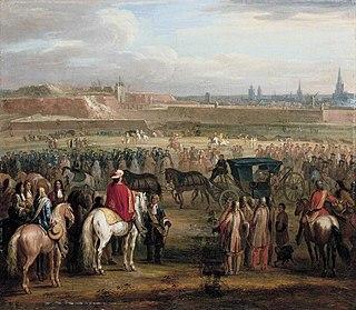 Siege of Cambrai (1677)